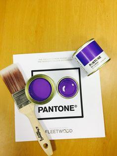 Fleetwood Paint, Pantone Paint, Color Mixing, Colours