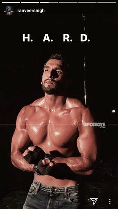 Ranveer Singh takes off his shirt for a new photo shoot, and his washboard abs are just too hot to handle. Check out Mr Yummy Singh, in his 6 pack glory. Bollywood Actors, Bollywood Celebrities, School Jokes, Men Photoshoot, The Rock Dwayne Johnson, Emmanuel Macron, Ranveer Singh, Male Photography, Hot Actors