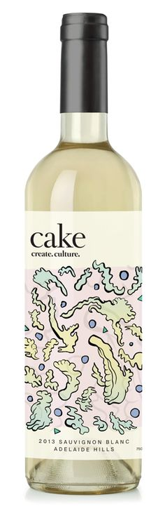 Cake Wines - Rudi de Wet Studio #wine #maximum #taninotanino