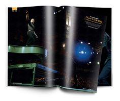 Speciale Bruce Springsteen Un progetto di Musica Jazz e Music Circus Art Director Silvano Belloni Publisher Marco Tatarella Illustrazioni Davide Forleo Foto Danny Clinch/Getty Images