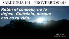 PROVERBIOS 4:13 - MARIETTA, GA