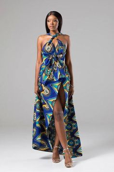 Ankara Xclusive: Ankara African Print Dresses 2018 Collections