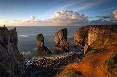 Green Bridge of Wales | Pembrokeshire Coast The Green Bridge of Wales