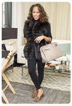 She Inspires Me | Marjorie Harvey #BlogLikeCrazy | Erica B.'s - D.I.Y. Style!