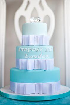 #gccouturecake #proposepr #tiffanyblue #weddingpr #weddingcake Beach Wedding Inspiration, Tiffany Blue, Wedding Cakes, Perfume Bottles, Pink, Tiffany Blue Color, Wedding Gown Cakes, Cake Wedding, Perfume Bottle