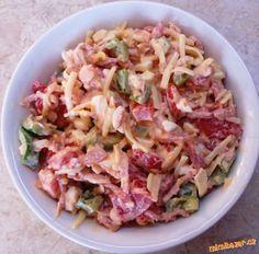 Slovak Recipes, Czech Recipes, Russian Recipes, Ethnic Recipes, Top Recipes, Salad Recipes, Great Recipes, Cooking Recipes, Healthy Recipes