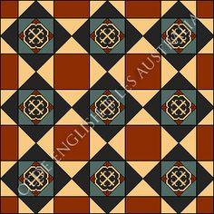 Tessellated Tile Patterns | Olde English Tiles Australia