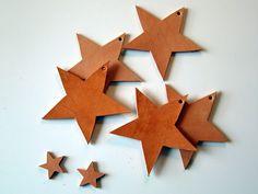 Stjerner af kernelæder