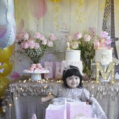 Baby Couture from Maryam's 1st birthday Girls Dresses, Flower Girl Dresses, Baby Couture, Fashion Show Collection, Wedding Dresses, Birthday, Flowers, Design, Dresses Of Girls