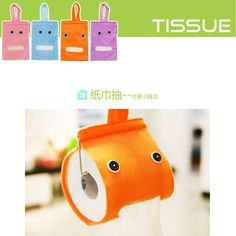 The new super cute lazy elf  clothing  tussiuel box Kleenex pumping roll paper tissue case Home decoration