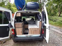 Diy Van Camper, Build A Camper Van, Car Camper, Mini Camper, Micro Campers, Ford Transit Camper Conversion, Ford Transit Connect Camper, Camper Van Conversion Diy, Van Conversion For Family