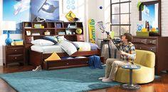 Boys' Full Bedroom Sets   Boy Bedroom Furniture   Rooms To Go Kids