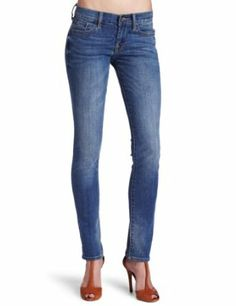 Lucky Brand Women's Lily Sweet N Straight Jean in Ol Sunflower 50% #Discount(03/06/2014)