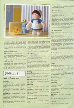 Free ISSUU PDF download tool online | Vebuka.com Free Heart Crochet Pattern, Knitting Dolls Free Patterns, Teddy Bear Knitting Pattern, Christmas Knitting Patterns, Free Knitting, Knitted Nurse Doll, Knitted Dolls Free, Crocheted Toys, Crochet Hippo