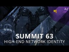 ▶ Summit 63 - High-End Network Identity - After Effects - YouTube