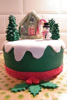 christmas cakes by keri