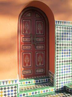 Behind every doorway beauty unfolds