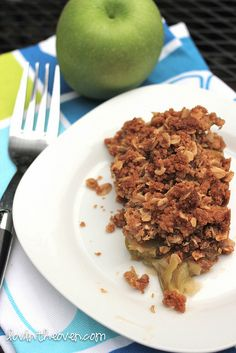 Simple Apple Crisp: this was the first recipe I learned that did not come from a box.  Love it so much I make it every year in apple season.
