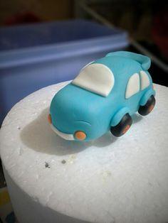 Fondant car