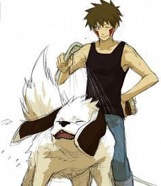 1000+ images about Kiba on Pinterest | Naruto, Hinata ... Gaara Blushes Episode