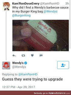 Savage Wendy's