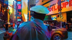 """Filmmaker and VFX artist Danil Krivoruchko of Deep Flow Slow, has created the gorgeous short film ""NYC Flow"" for which he shot footage of different areas around New York City and processed it through a neural network algorithm to make it appear to be a beautiful watercolor painting that was moving and flowing in slow motion around the city."""