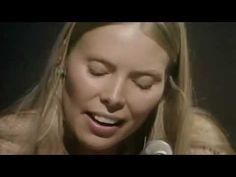 Joni Mitchell -- For Free  - live (1970)