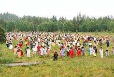 The Silent People by Reijo Kela, Kainuu, Finland