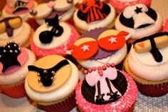 Looking for yummy, desserts for the bachelorette? Check out our selection of naughty and nice desserts & where to get Bachelorette cakes in Delhi Bachelorette Party Cupcakes, Cupcake Party, Party Cakes, Bachelorette Parties, Buttercream Cupcakes, Fondant Cupcake Toppers, Funny Cake, Custom Cupcakes, Chocolate Fondant