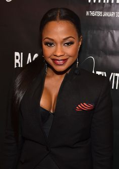 Phaedra Parks talks keeping it classy and overcoming strife with 'Rolling Out' magazine.