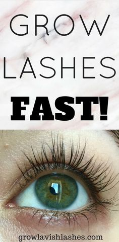 GROW LASHES FAST! We have found the BEST lash growth serum that can grow your eyelashes longer and thicker in as little as 2 weeks! Check out our full review and all the specs HERE!!
