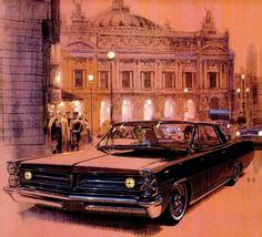 1963 Pontiac Grand Prix: Art Fitzpatrick and Van Kaufman