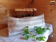 by itu - Sanna saunatyyny tuote-esittely Itu, Reusable Tote Bags, Design