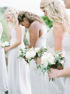 Photography : Luna de Mare Photography Read More on SMP: http://www.stylemepretty.com/2016/10/24/a-greenery-filled-wedding-in-wine-country/