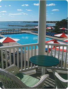 Summer 2015 New England Road Trip Vacation - Days 4-6.  Three days of blissful relaxation in Kennebunkport, ME.