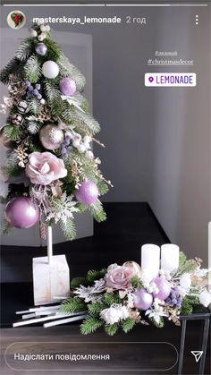 Christmas Diy, Merry Christmas, Christmas Decorations, Xmas, Holiday Decor, Christmas Flower Arrangements, Arte Floral, Succulent Pots, Advent