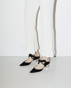 PROENZA SCHOULER | Mirror Heel Mule | Shop at La Garçonne