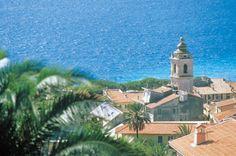Bordighera, Riviera dei Fiori, Italy