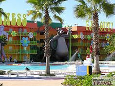 Walt Disney World Resort Hotels #DisneyVacation