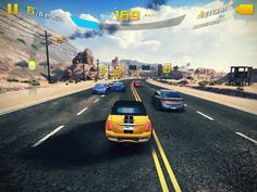 Asphalt 8 (Great racing game!)