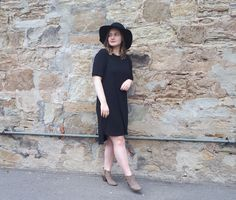 Ethical Black Dress | Free Label, Vancouver | Kiss Collective