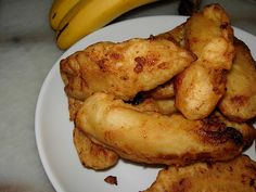 Pisang Goreng (gebakken banaan)