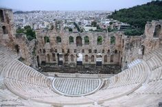 PIN 7 #bareMinerals #READYtowin GREECE Theatre of Dionysus Eleuthereus