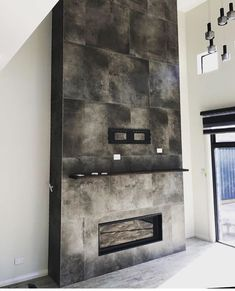"""Amber Tiles Kingsford on Instagram: """"Now that's a fireplace! Another great job done by @dkmtilingsydney  800x800 tiles supplied by us❣️ #ambertiles #easternsuburbssydney…"""" Amber, Tiles, Photo And Video, Instagram, Home Decor, Room Tiles, Tile, Interior Design, Home Interior Design"""