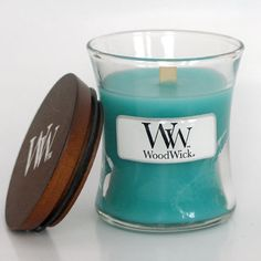 WoodWick Candle - Water Garden Medium