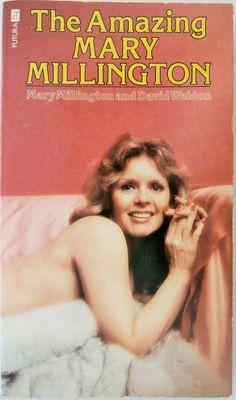 MARY MILLINGTON   Adult Film Star - Mary Millington ...
