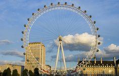 Tallest Ferris wheel in Europe - the London Eye