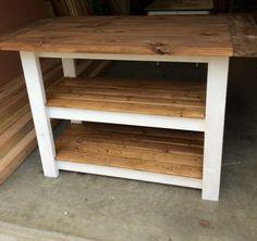 Farmhouse Table Custom Woodworker In Midlothian, VA Hand Built Furniture,  Intothewoods Custom.