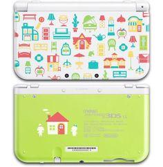 Animal crossing 'Happy home designer' new Nintendo 3ds LL..