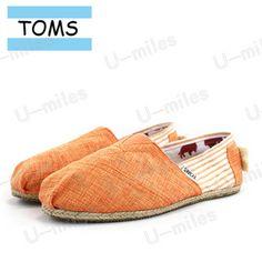 Toms Classic shoes stripe $19